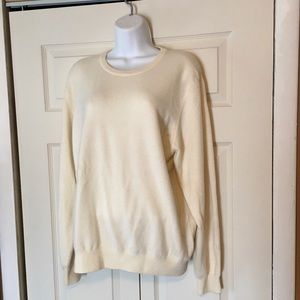 Lands End cashmere sweater